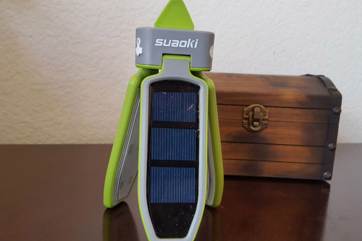 Review of the Top 3 Ultralight Solar Chargers